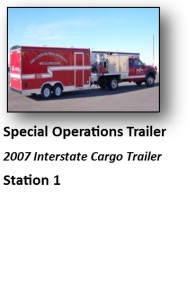 Special Ops Trailer
