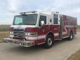 Unit 2603: 2012 Pierce Velocity Engine (Station 1)