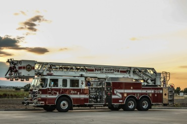 Unit 2616 : 2004 Pierce Dash 100- Foot Aerial/Platform (Station 1)