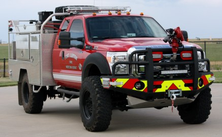 Unit 2632 : 2015 Ford F-550 Brush (Station 2)