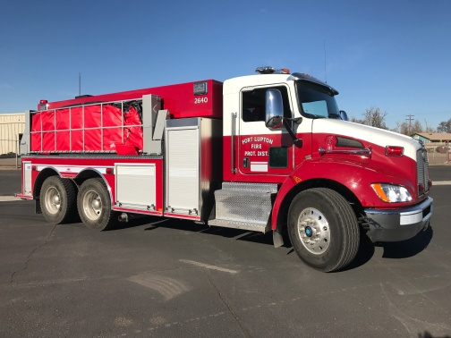 Unit 2640: 2017 Kenworth (Station 1)