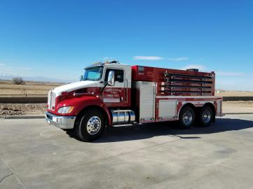 Unit 2642 : 2017 Kenworth Tender (Station 2)