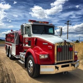 Unit 2643: 2006 Kenworth Tender (Station 2)